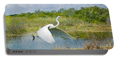 Everglades Impressions Portable Battery Charger