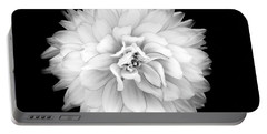 Fall Dahlia Portable Battery Charger