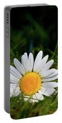 Fallen Daisy Portable Battery Charger