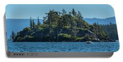 Fannette Island Portable Battery Charger