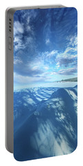 Portable Battery Charger featuring the photograph Far And Away by Phil Koch