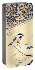 Feed The Birds Portable Battery Charger