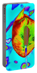 Fired Up Anthurium Portable Battery Charger