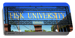 Fisk University Nashville Portable Battery Charger