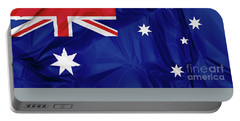 Flag Of Australia Portable Battery Charger