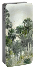 Florida Jungle Portable Battery Charger