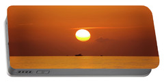 Florida Sunrise Portable Battery Charger