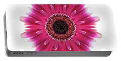 Flower Mandala  Portable Battery Charger
