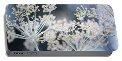 Portable Battery Charger featuring the photograph Flowering Dill by Elena Elisseeva