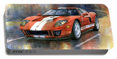 Ford Gt 40 2006  Portable Battery Charger