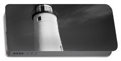Portable Battery Charger featuring the photograph Fort Gratiot Lighthouse by Gordon Dean II