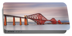 Forth Railway Bridge Portable Battery Charger