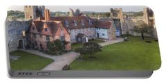 Framlingham Castle - England Portable Battery Charger