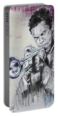 Freddie Hubbard Portable Battery Charger