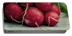 Fresh Radish Portable Battery Charger