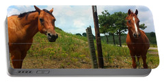 Friendly Stallions Portable Battery Charger