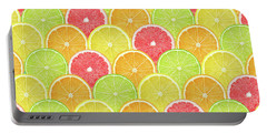 Fresh Fruit  Portable Battery Charger