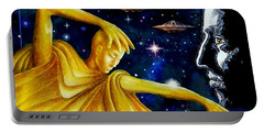 Galactic  Business Portable Battery Charger