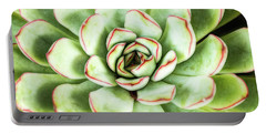 Portable Battery Charger featuring the photograph Garden Variety by Jessica Manelis