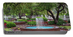 Gardens At Prescott Park Portable Battery Charger