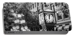Gastown Steam Clock Portable Battery Charger