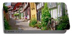 German Old Village Quedlinburg Portable Battery Charger