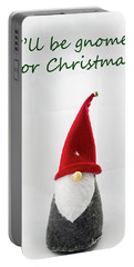 Chirstmas Gnome 4a Portable Battery Charger