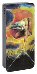 God As Architect Portable Battery Charger