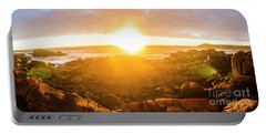 Golden Hour Portable Battery Charger