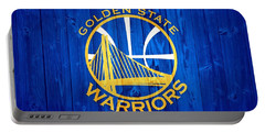 Golden State Warriors Door Portable Battery Charger