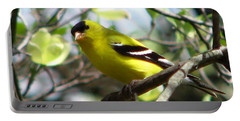Goldfinch Spring Portable Battery Charger