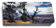 Grand Canyon Portable Battery Charger by James Bethanis