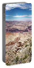 Grand Canyon View From The South Rim, Arizona Portable Battery Charger