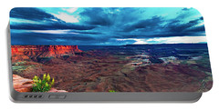 Green River Overlook Portable Battery Charger