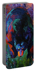 Grounded - Black Bear Portable Battery Charger