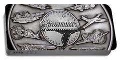 Grumman Coin Portable Battery Charger