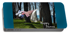 Happy Dance Portable Battery Charger
