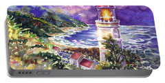 Heceta Head Lighthouse Portable Battery Charger