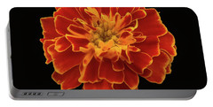 Home Grown Marigold Portable Battery Charger