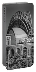 Home Of The Milwaukee Brewers Portable Battery Charger