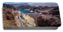 Hoover Dam Portable Battery Charger by RicardMN Photography