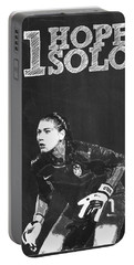 Hope Solo Portable Battery Charger by Semih Yurdabak