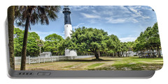 Hunting Island Lighthouse Portable Battery Charger