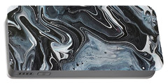 I Know It Looks Like Marble Portable Battery Charger
