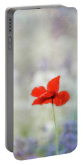 Portable Battery Charger featuring the photograph I Wish by Robin Dickinson