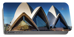 Iconic Sydney Opera House Portable Battery Charger