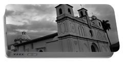 Iglesia Nuestra Senora De La Asuncion Ahuachapan El Salvador Portable Battery Charger