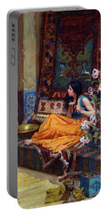 In The Harem Portable Battery Charger
