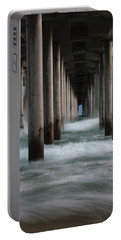 Portable Battery Charger featuring the photograph Infinity by Edgars Erglis