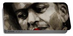 Inspiration - Frida Kahlo Portable Battery Charger